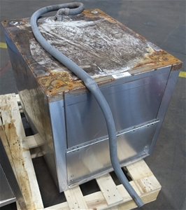 Stainless Steel Under bench Ice Storage