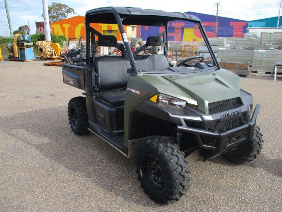 2015 Polaris ATV/VTT Ranger ATV