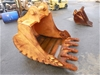 JAWS BUCKETS 1100mm WIDE GP BUCKET WITH TEETH AND SIDE CUTTERS
