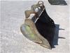 Dig-it's 350mm wide GP bucket Blank Ears