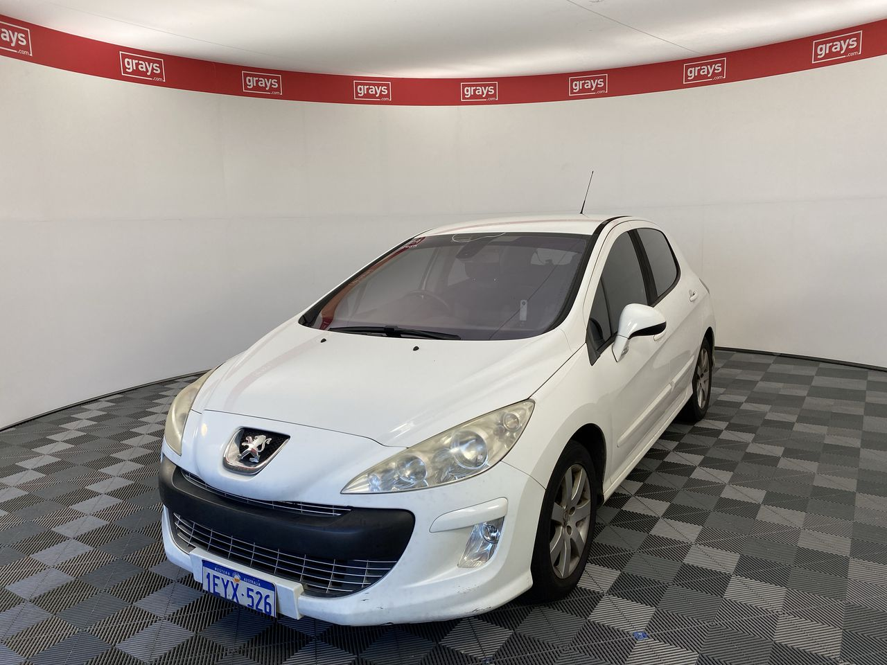 2008 Peugeot 308 XSE HDi Turbo Diesel Automatic Hatchback