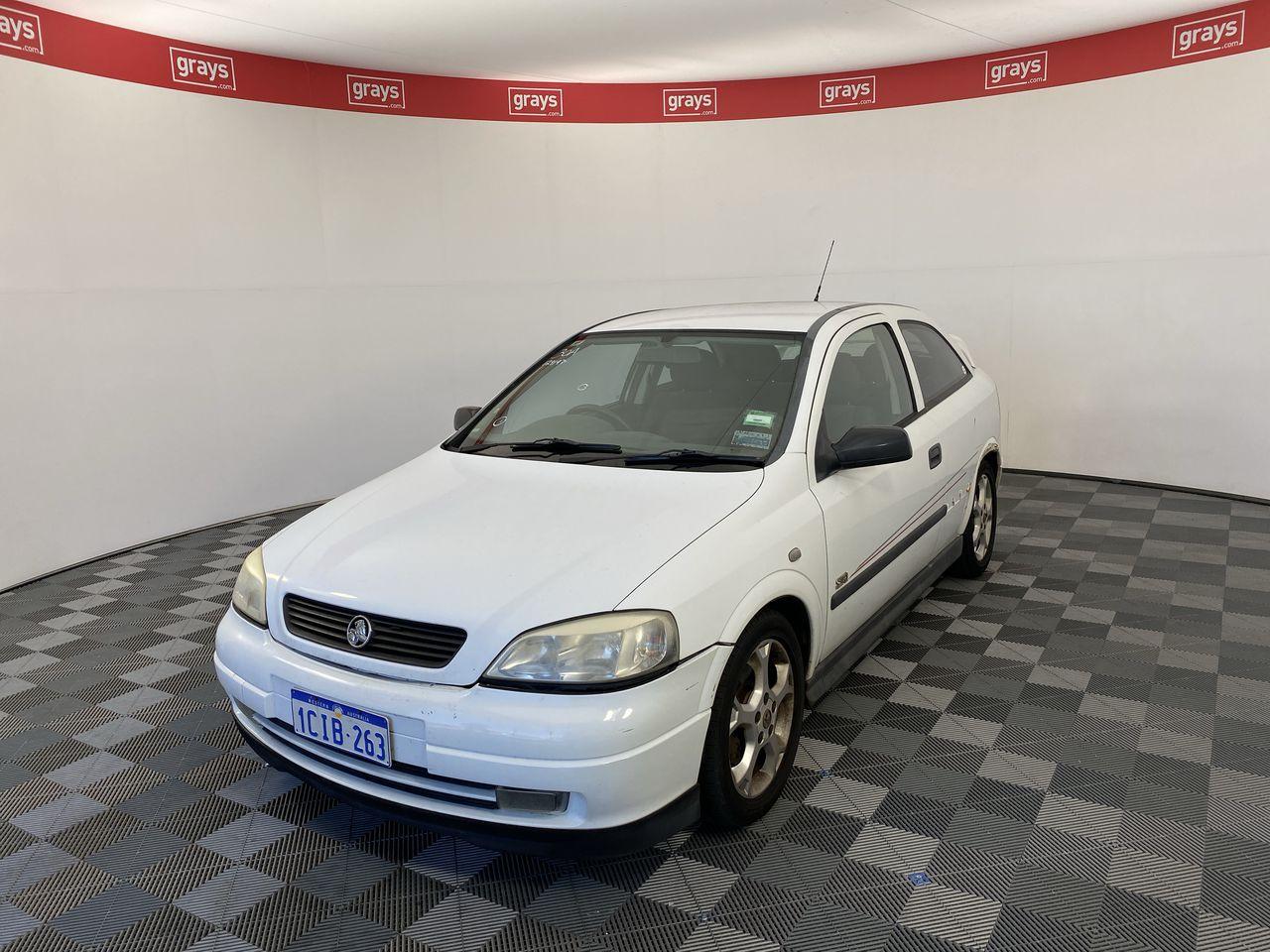 2003 Holden Astra SRI TS Automatic Hatchback