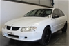 2001 Holden Commodore Acclaim VX Automatic Sedan