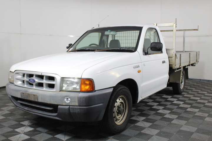 2001 Ford Courier GL Single Cab
