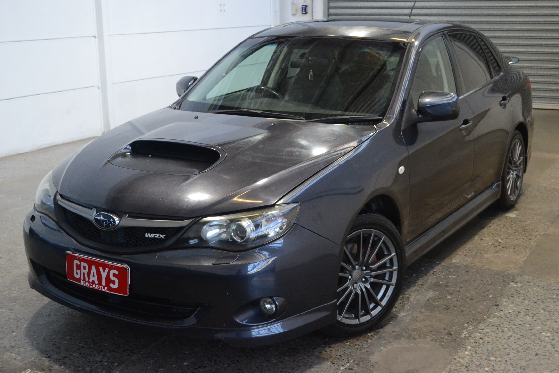 2010 Subaru Impreza WRX G3 Manual Sedan