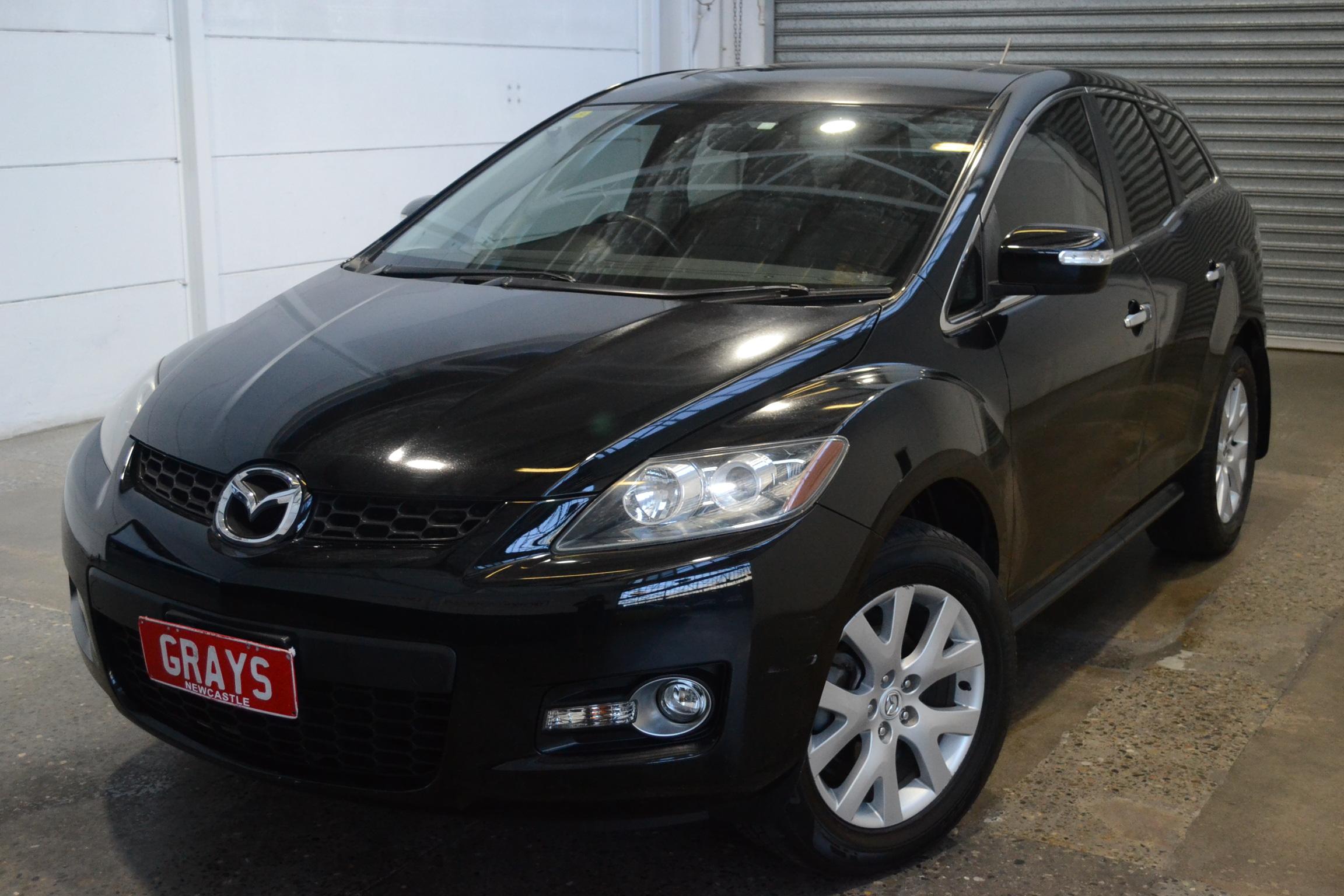 2008 Mazda CX-7 Luxury (4x4) Automatic Wagon