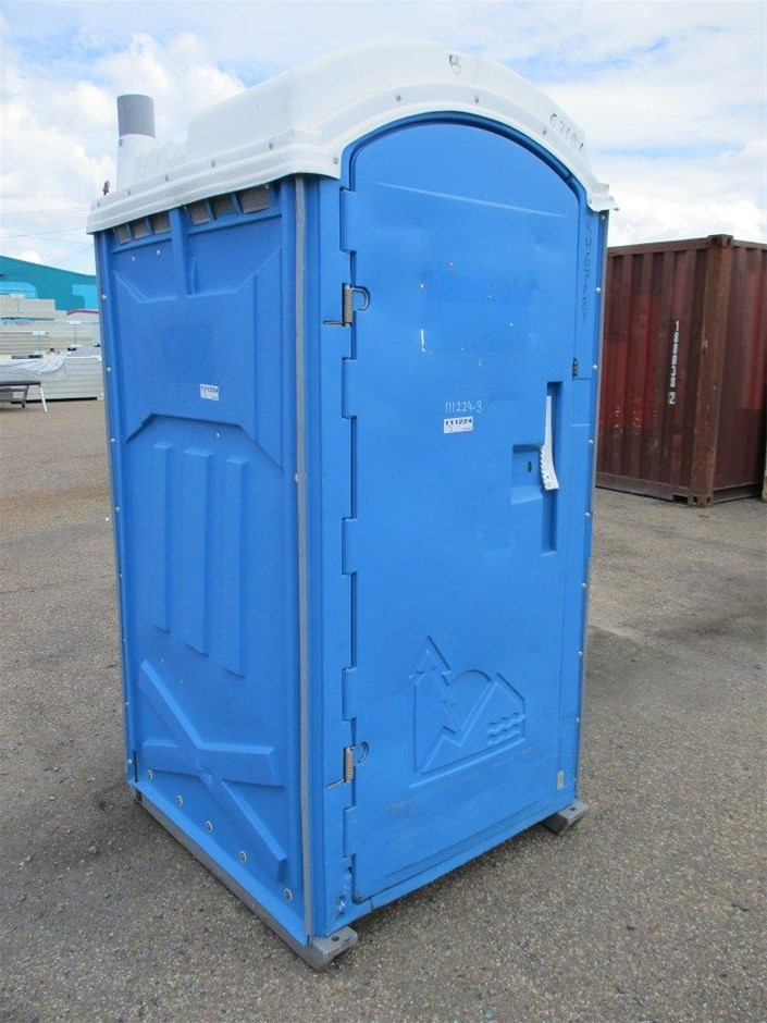 Poly Portables Portable Toilet