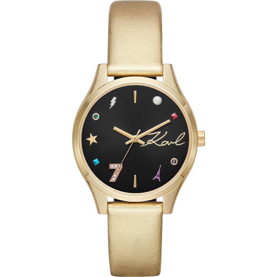 Ladies Karl Lagerfeld Paris Couture fabulous designer watch.