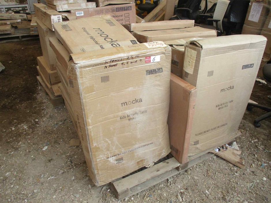 Mocka Pallet of Children's Furniture