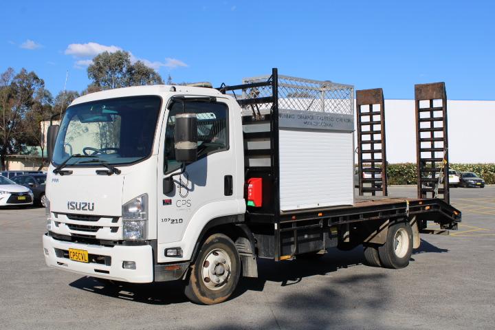 2016 (comp) ISUZU FRR Automatic Truck 44,727 km