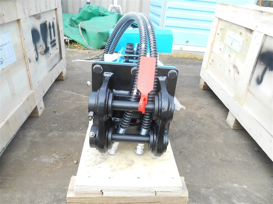 Unused Box Type KBKC400 Hydraulic Hammer with 30mm Pins