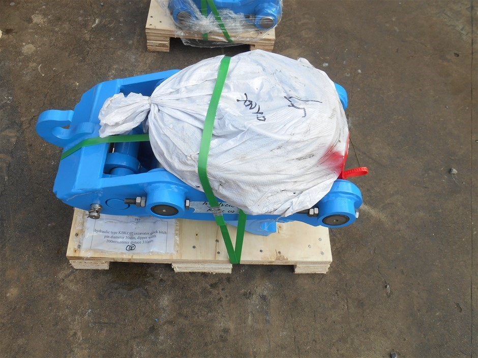Unused Hydraulic Type KBKC02 Excavator Quick Hitch
