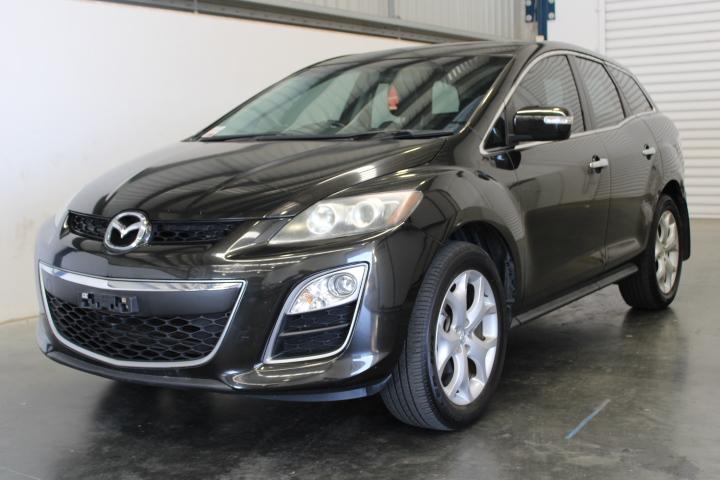 2010 Mazda CX-7 Luxury Sports 4WD Automatic Wagon, 128,550km