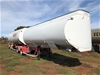 1998 Marshall Lethlean Tandem Fuel Tanker A/B Double Combination