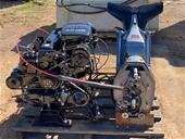 Volvo Penta, Jacobsen Ride On Mower, 30 Ton Bucket & More