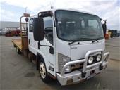 2015 Isuzu NQR190 4 x 2 Tray Body Truck