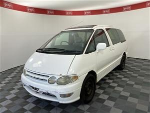 1999 Toyota ESTIMA Automatic Campervan