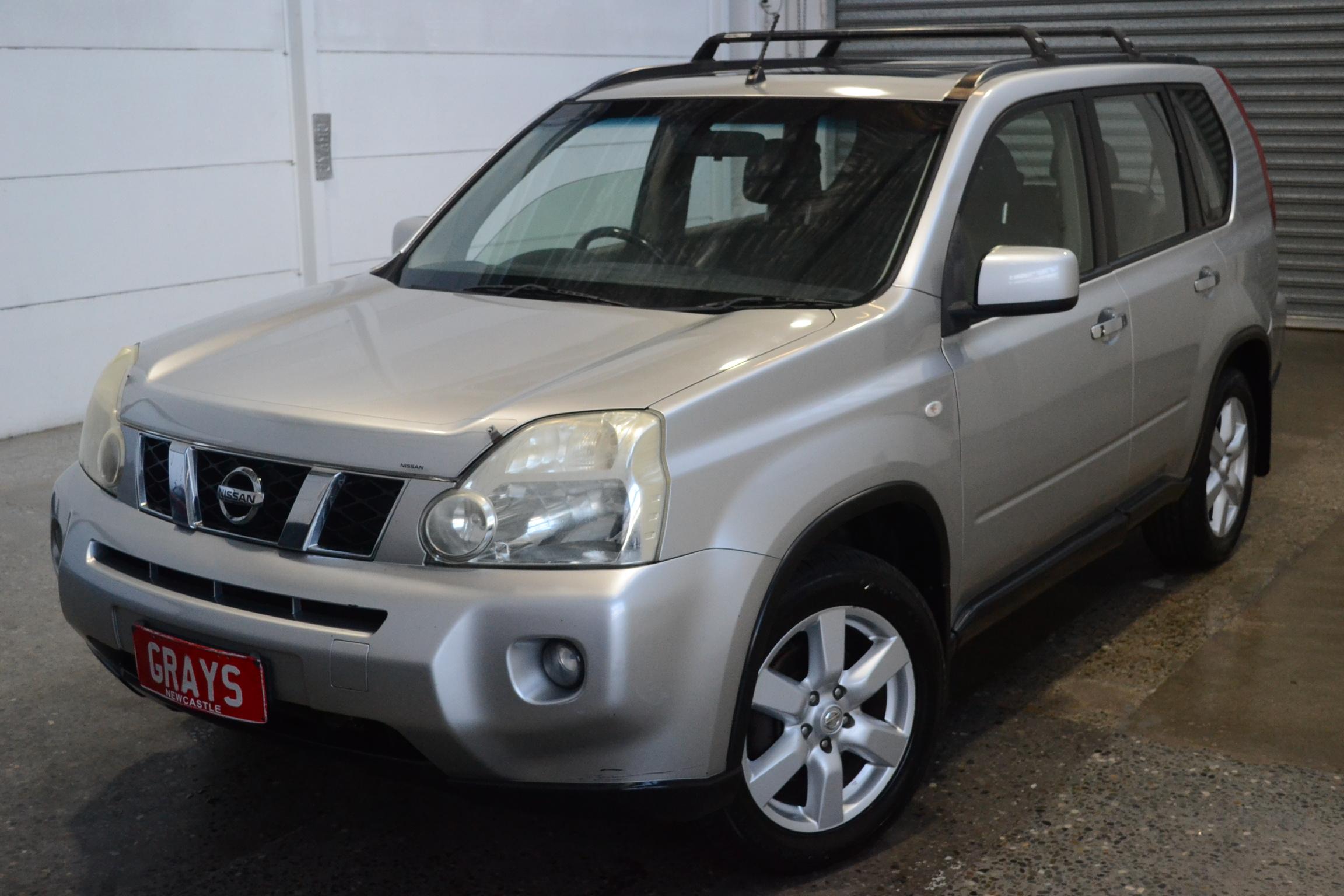2007 Nissan X-Trail Ti (4x4) T31 CVT Wagon