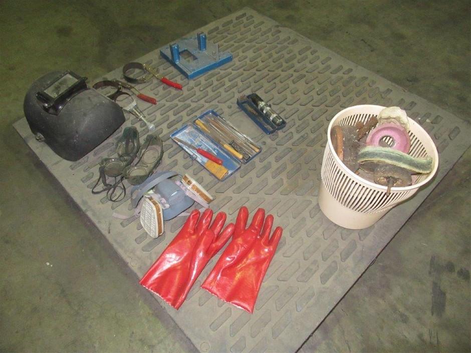 Abrasive Attachments, Gloves & More