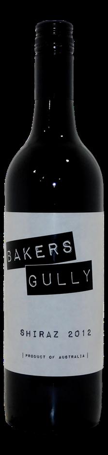 ARH Aust Wine Co. Bakers Gully Shiraz 2012 (6x 750mL), SA. Screwcap