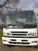 2007 Isuzu FVY1400 6 x 4 Cab Chassis Truck