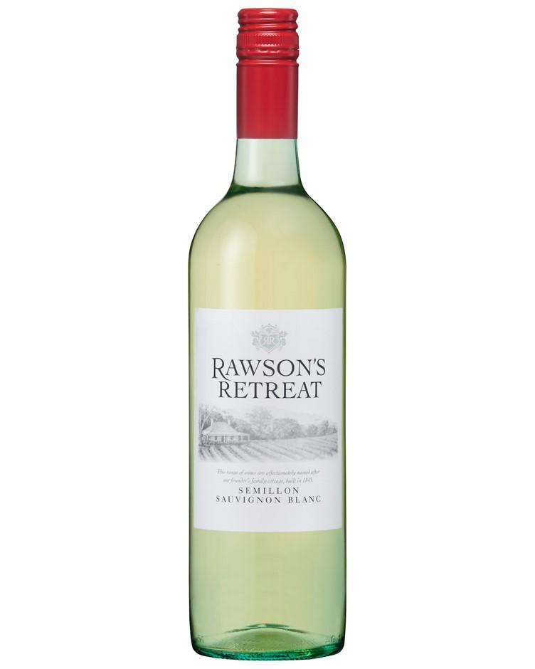 Rawson's Retreat Semillon Sauvignon Blanc 2019 (6x 750mL).