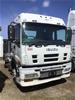 <p>2008 Isuzu GIGA EXD 4 x 2 Prime Mover Truck</p>