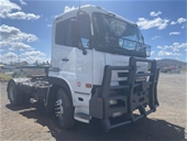 Nissan UD & Iveco Prime Movers