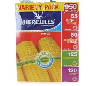 HERCULES Click Zip (Variety Box) Reseala