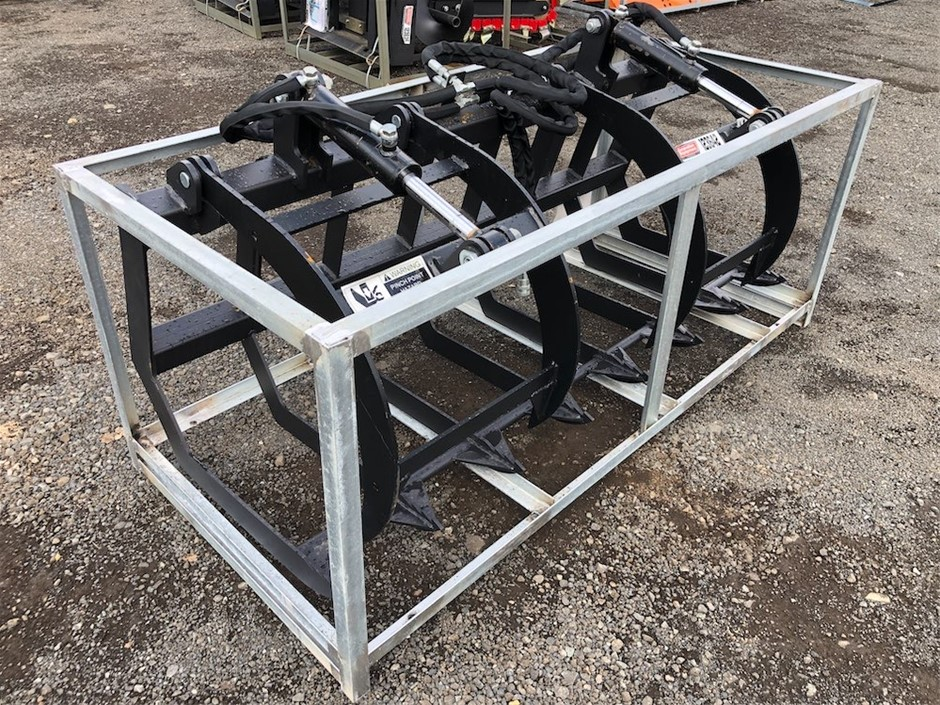 2020 Unused Grapple to Suit Skid Steer