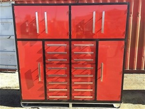 2020 Unused Workshop Storage Cabinet