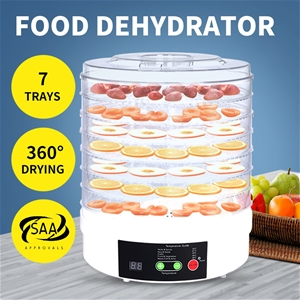 Food Dehydrators Fruit Vegetable Dryer D