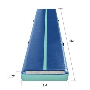 Centra 5X1M Air Track Inflatable Mat Air