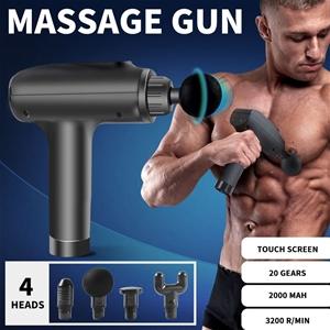 Massage Gun Deep Tissue Percussion Massa