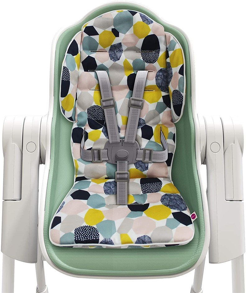 Oribel Cocoon Baby Highchair Seat Liner Cushion Mat Cover Protector