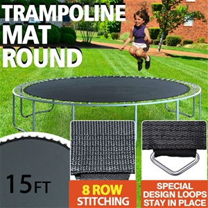 15FT Replacement Trampoline Mat Round Sp