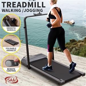 Electric Treadmill Walking Pad Home Offi