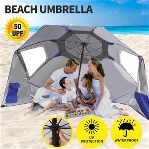 Beach Umbrella Outdoor Umbrellas Sun Sha