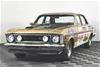 1969 Ford XW Falcon GT-HO Manual Sedan - McCluskey Ford Bathurst Race Car