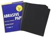 100 x Sheets Abrasive Paper, Water Proof Silicon Carbon, Grit 360, Sheet Si