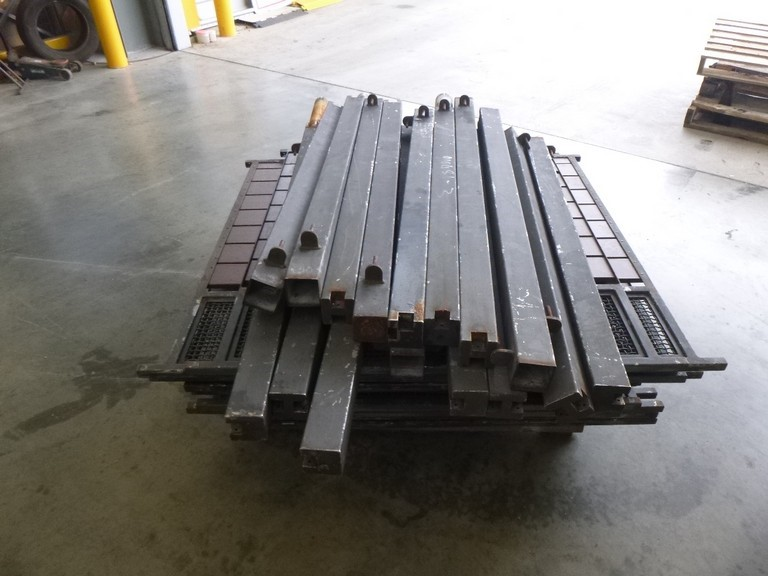 Pallet of Decorative Fencing
