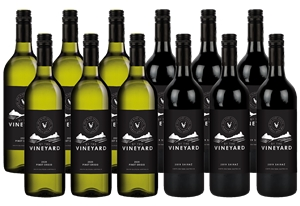 By The Vineyard Mixed Pack Pinot Grigio