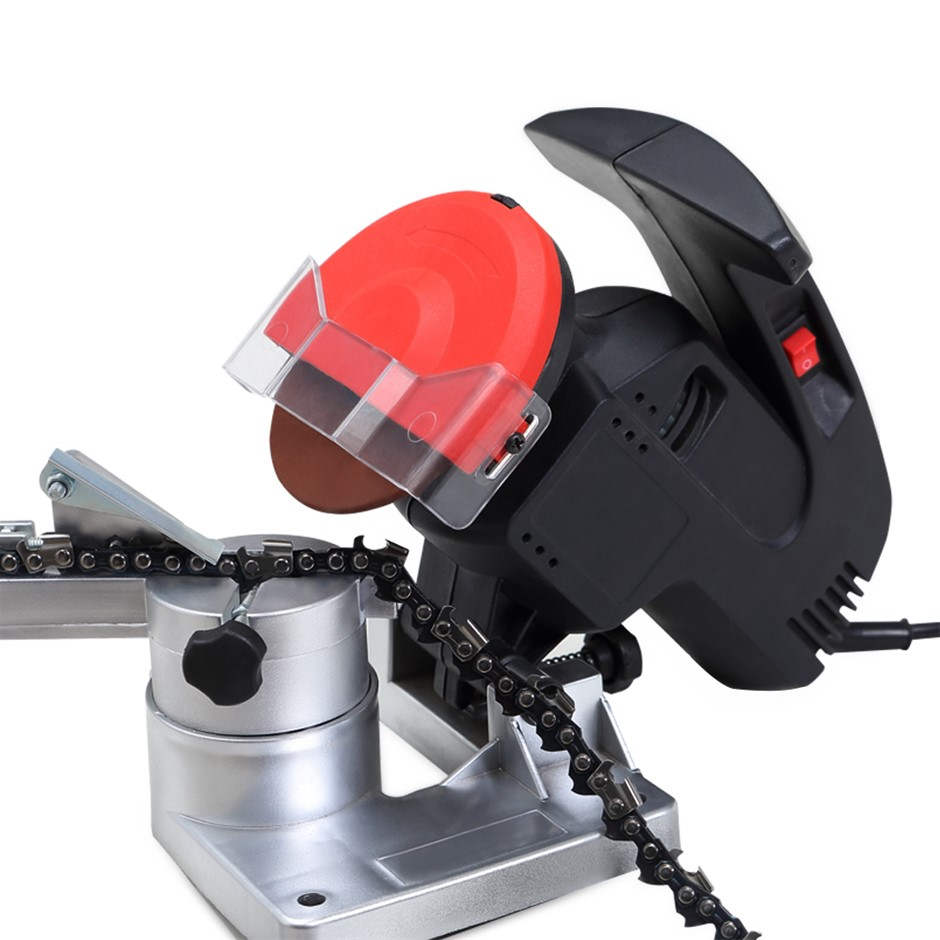 Traderight Chainsaw Sharpener Stones Electric Grinding Disc Sanding