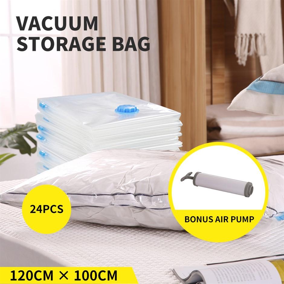 Vacuum Storage Bags Clothes Sealer Bags Saver Storage Seal Compressing