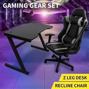 Gaming Chair Desk Computer Gear Set Raci