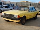 SA Classic Cars 1981 Ford XD falcon RWD manual Sedan