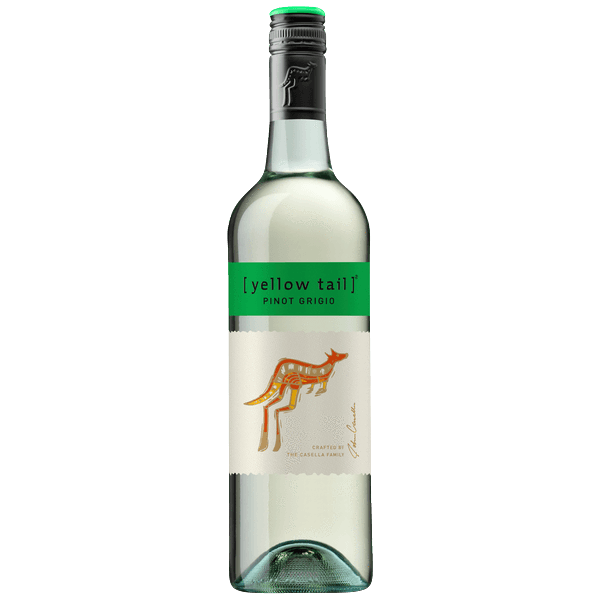 Yellow Tail Pinot Grigio 2017 (6x 750mL)