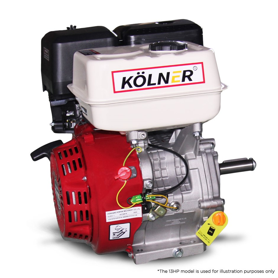 Kolner 16HP Horizontal Key Shaft (Q Type) ENGINE - ELECTRIC START