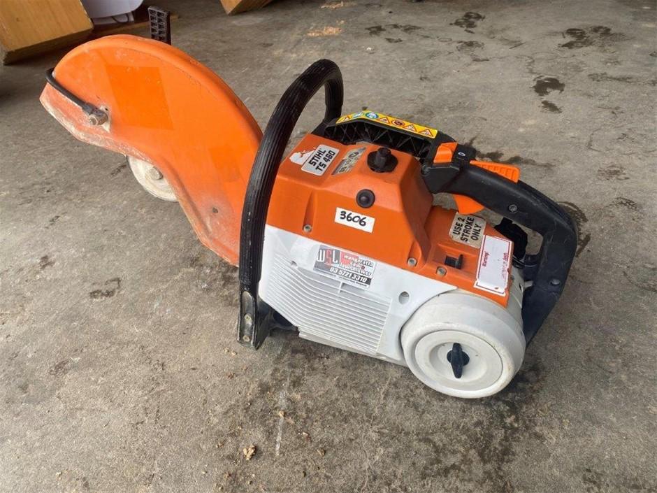 Stihl TS 460 Concrete Saw