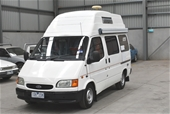 1989 Ford Campervan Transit Automatic